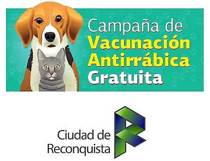 Campaña de vacunación antirrabica