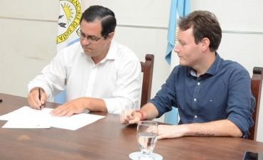 El intendente Vallejos retomó sus funciones al frente del Ejecutivo