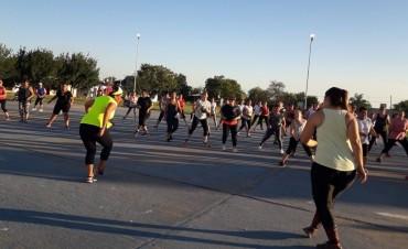 Playones activos y saludables en Reconquista