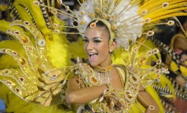 Baile de Carnaval en Reconquista