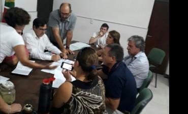 Proyecto de cloacas para barrios Obligado y Unidos de Reconquista