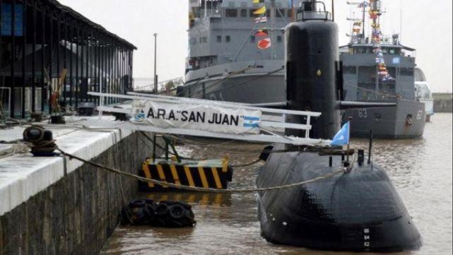 Documento reveló que el ARA San Juan había detectado a submarino nuclear