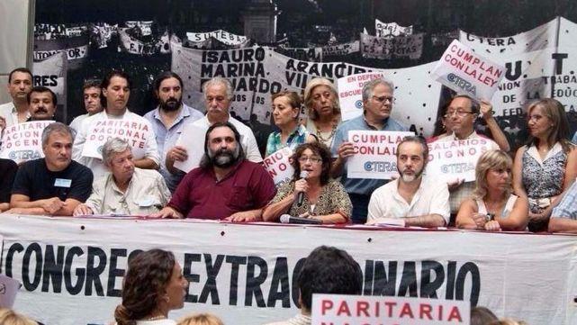 El Gobierno le quitó poder a Ctera en la discusión salarial docente