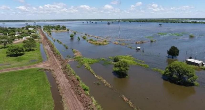 Ascienden a 109 las personas evacuadas por la emergencia hídrica