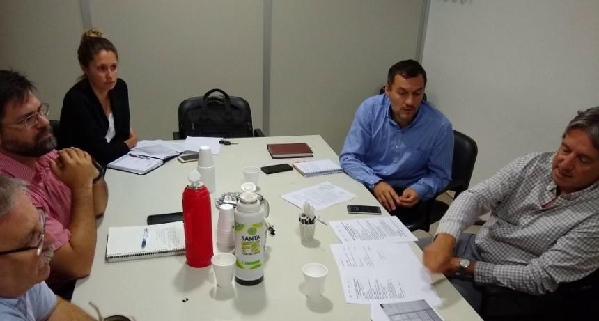 Gestiones para la segunda etapa del Distrito IT Reconquista