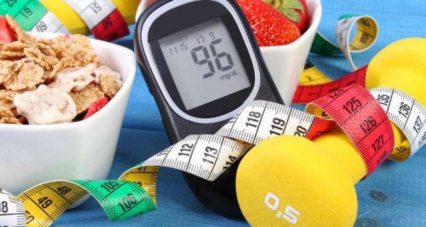 Diabetes: Este sábado curso gratuito de alimentación
