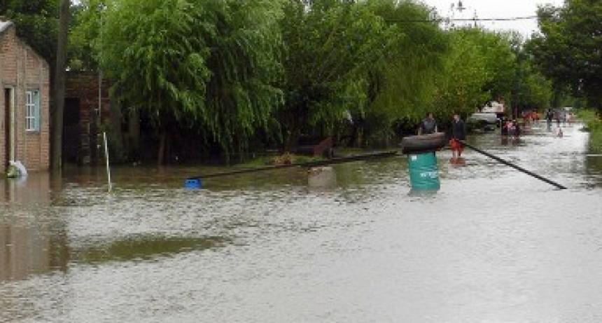 Siguen siendo 211 los evacuados en el norte santafesino