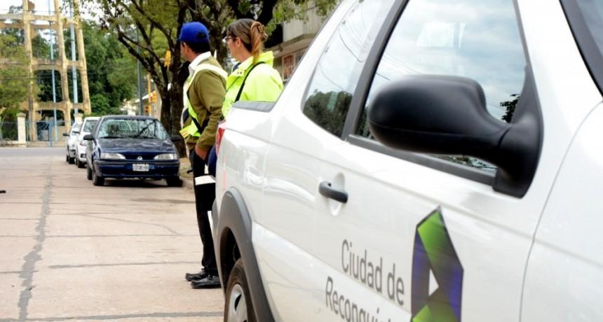 Controles: 15 vehículos retenidos el fin de semana