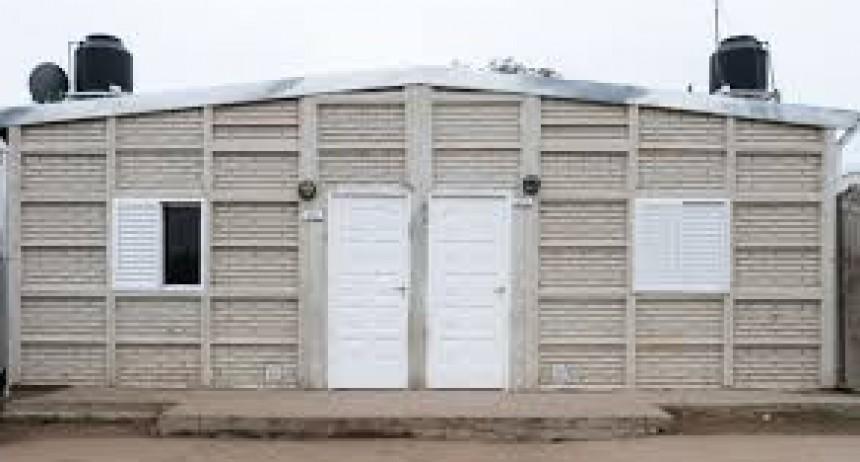 La provincia licitó la construcción de 100 viviendas premoldeadas para distintas localidades