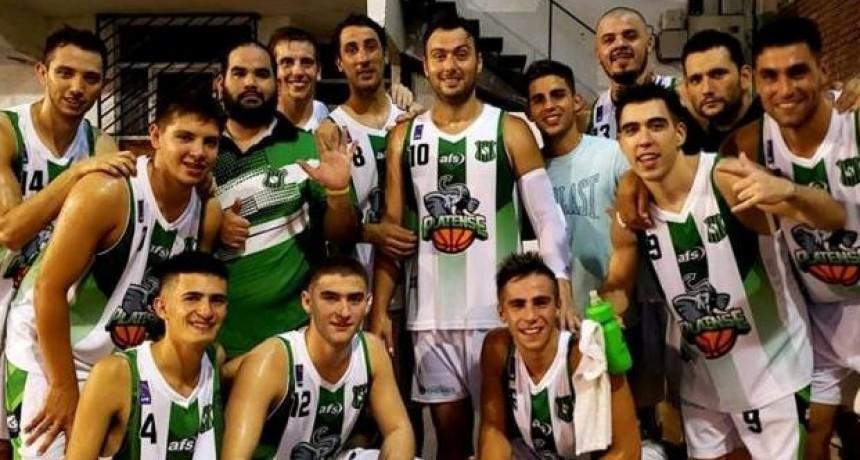 Basquetbol: gran triunfo de Platense Porvenir