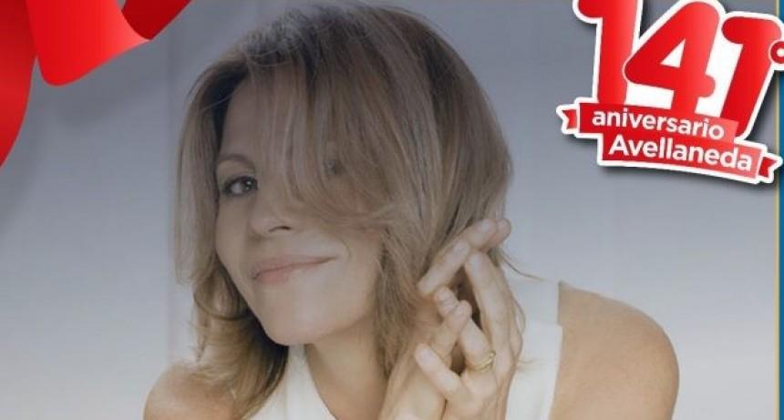 Marcela Morello actuara en el cumpleaños de Avellaneda