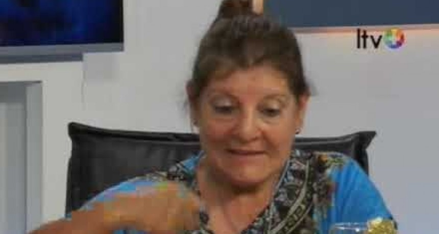Mabel Godoy adelantó que denunciará penalmente la situación de los alimentos del Hospital de Reconquista