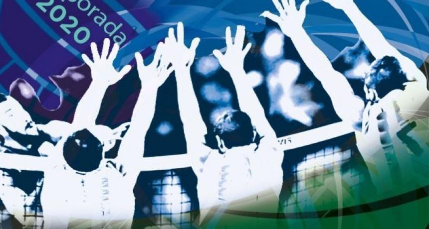 Torneo Interbarrial de Voleibol en Avellaneda