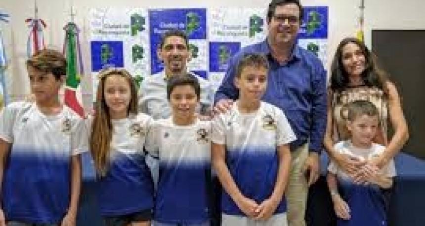 Campeonato Argentino y Santafesino de Triatlón en Reconquista