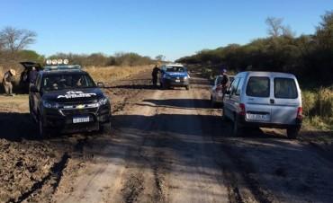Caso Rosalía Jara: Los rastrillajes dieron resultado negativo