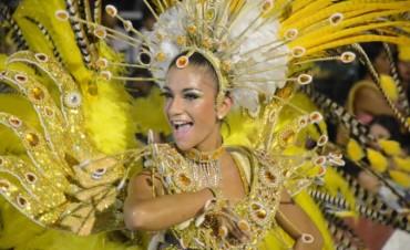 Única noche de Carnaval en Reconquista