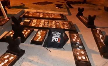 Secuestraron más de 126 kilogramos de marihuana en Margarita