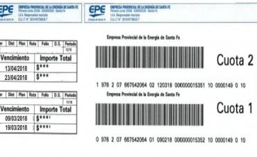 La EPE informó sobre la implementación del pago mensual de las facturas de energía eléctrica
