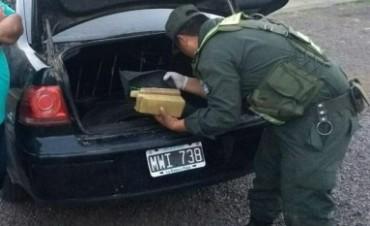 Varios detenidos por transporte de estupefacientes