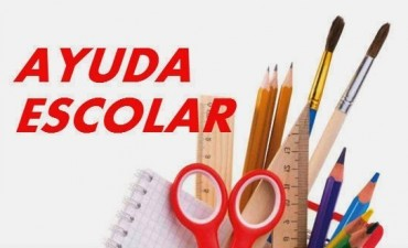 Ayuda escolar: quienes y cuando cobran