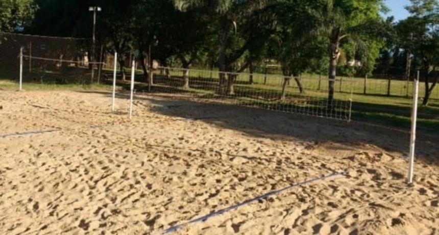 1º Torneo de Beach Voley en Reconquista