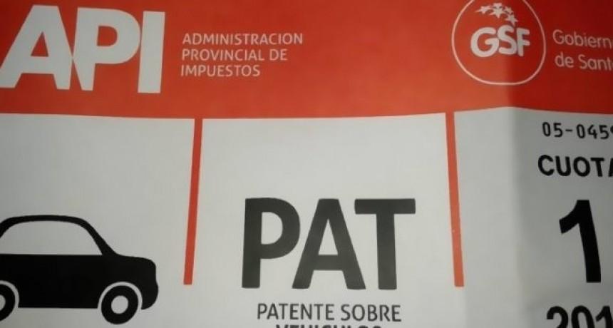 Impuesto a las Patentes