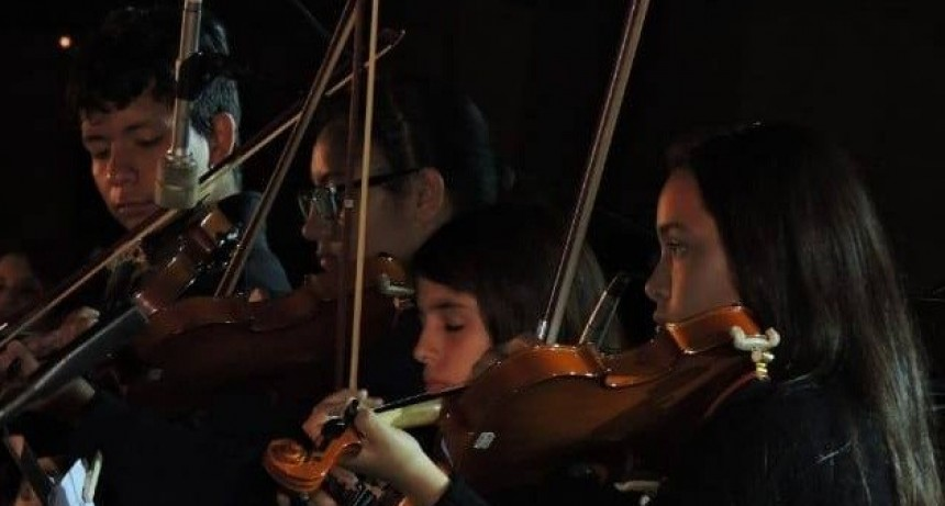 Sumate a los coros y orquestas de la Municipalidad de Reconquista