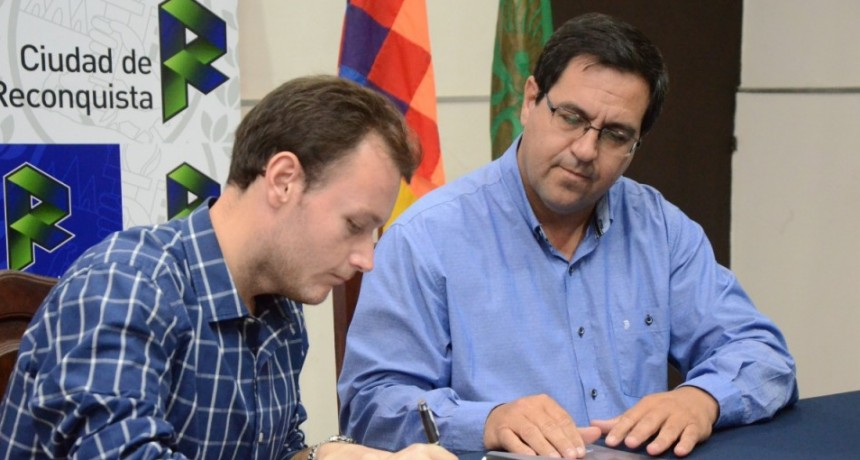 Francisco Sellarés está a cargo de la intendencia de Reconquista