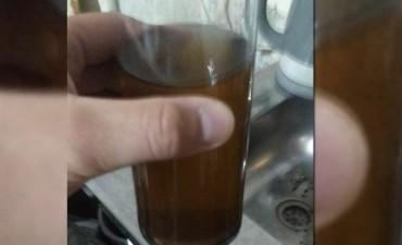 #AguaSucia – Según el ENRESS el problema del agua solo fue de 14 días