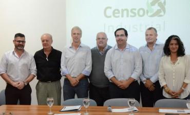Primer Censo Industrial de la Región