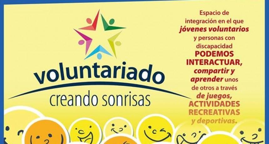 """Voluntariados """"CREANDO SONRISAS"""" y """"1º MI PRIMARIA"""" en Avellaneda"""