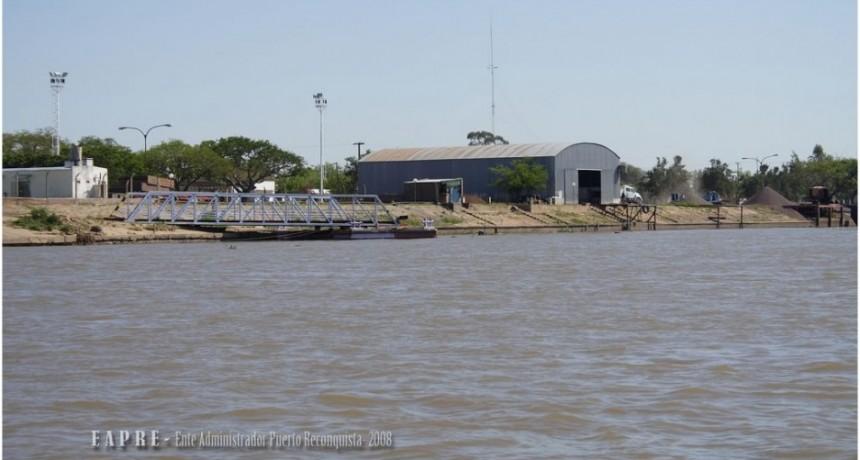 Encuentro de Entes de puertos públicos en Reconquista