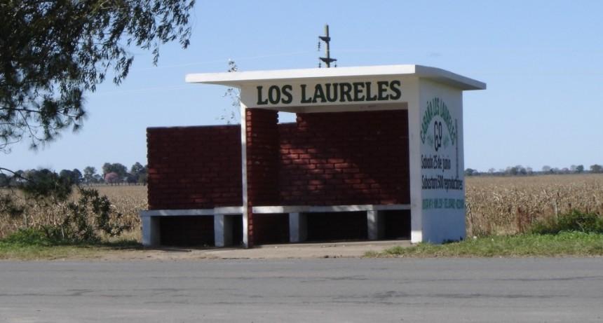 Inauguran nuevo portal de acceso a Los Laureles