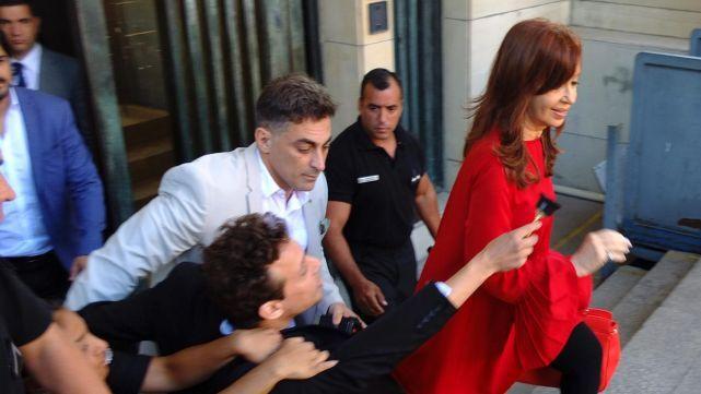 Cristina irá a juicio oral por fraude con la obra pública