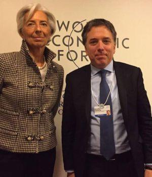 Directora del FMI respaldó las medidas económicas de Macri
