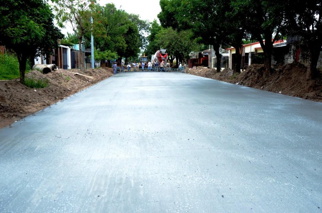 Registro de oposición por obras de pavimento urbano