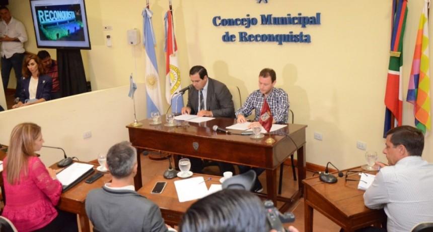 Inversión pública, proyectos de desarrollo y obras estratégicas para Reconquista