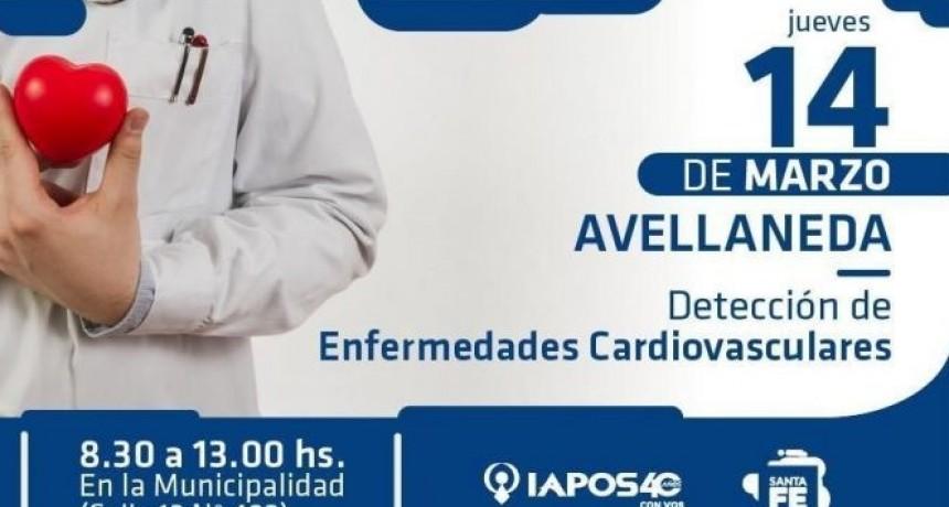 Jornada de detección de enfermedades cardiovasculares