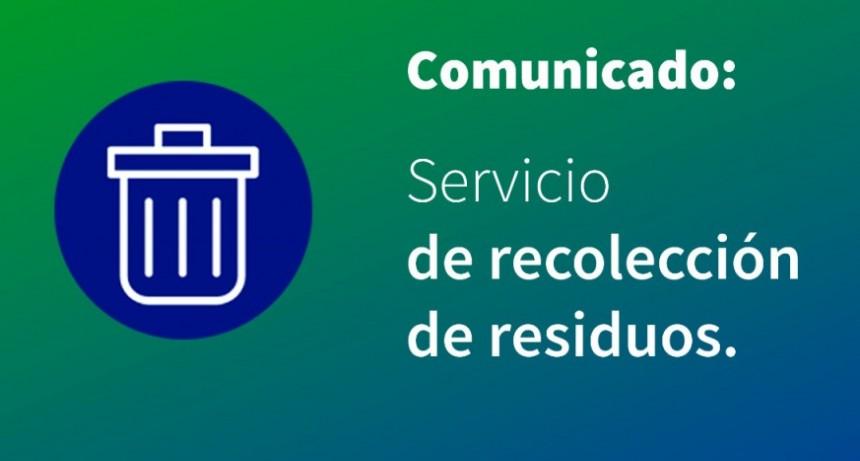 Sin servicios municipales hasta el miercoles en Reconquista
