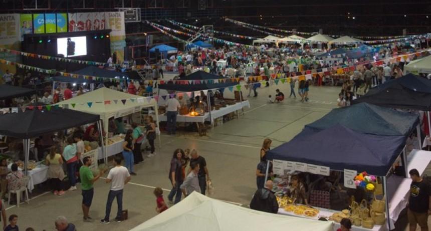 Más de 2000 personas visitaron el Mercado Regional de Mi Tierra Reconquista