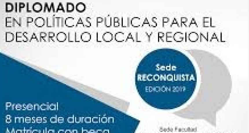 Diplomado en Políticas Públicas para el Desarrollo local y regional