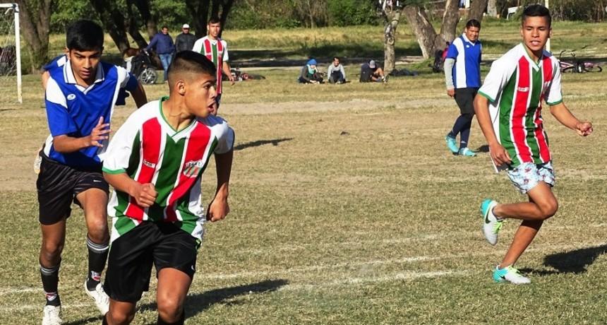 2ª Edición de la Liga de Fútbol Adolescentes