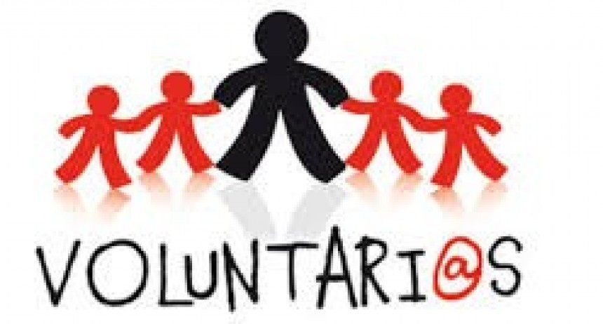 Registro de voluntarios