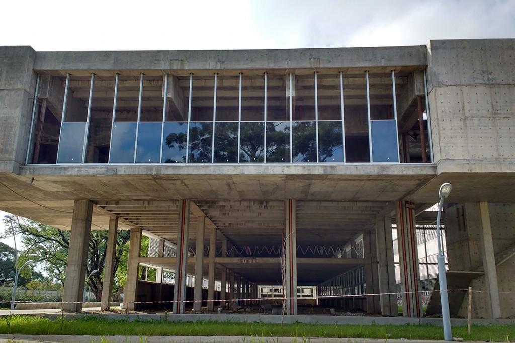 Avanza la construcción del nuevo Hospital de Reconquista