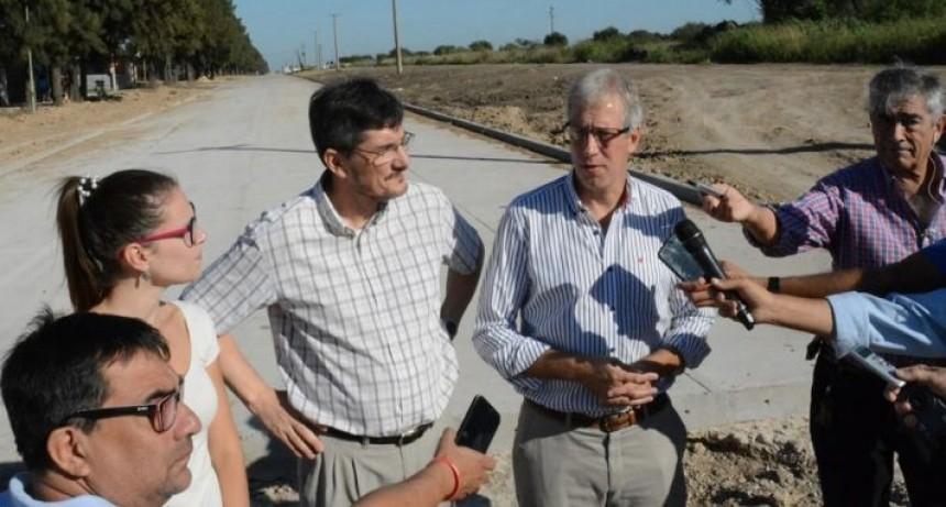 """""""Sumamos infraestructura para mejorar la calidad de vida de los vecinos de Avellaneda"""""""