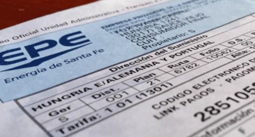 Suspenden pago de la boleta de la EPE