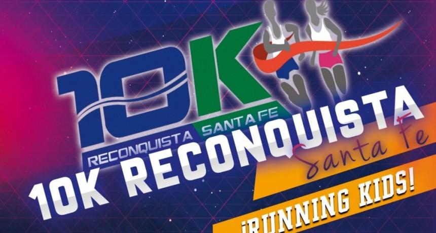 Se viene el 10K Reconquista