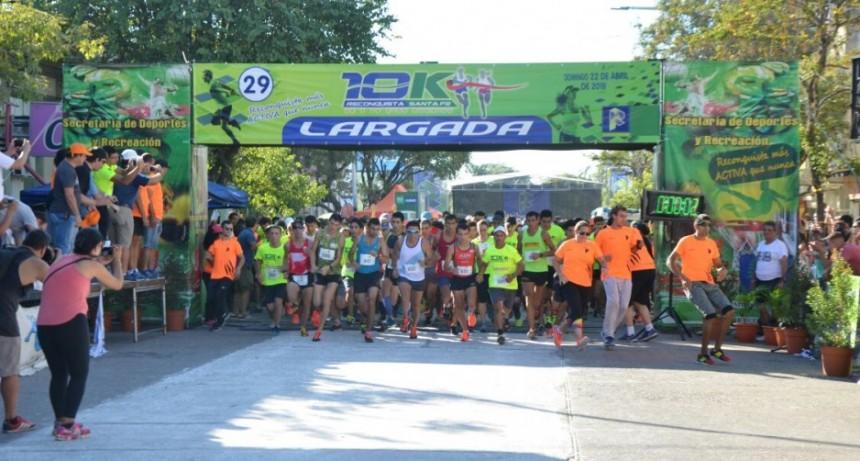 Exitosa Maraton 10K Reconquista