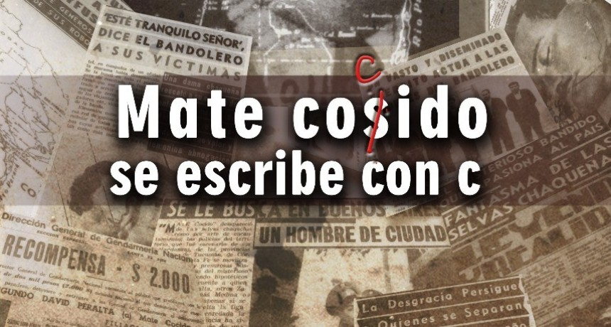 Libro: Mate Cosido se escribe con C