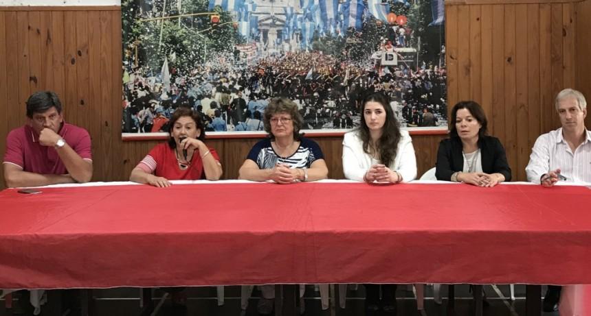 Presentación del 7° Encuentro Nacional de Mujeres Radicales